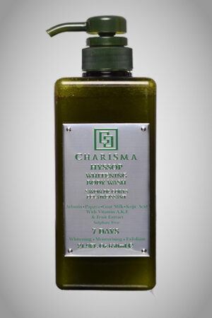 charisma hyssop moisturizing